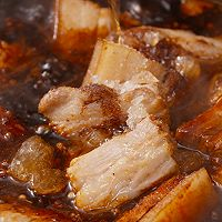 【台湾刈包】咦?长得像肉夹馍,口感似肉包子!的做法图解3
