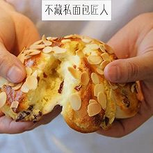 香软酥松的椰蓉面包