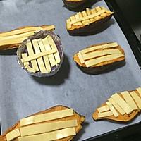芝士焗番薯的做法图解12