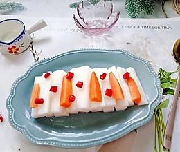 #少盐饮食 轻松生活#泡萝卜条的做法