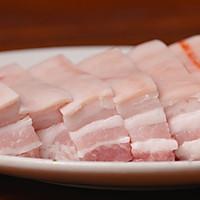 【台湾刈包】咦?长得像肉夹馍,口感似肉包子!的做法图解1