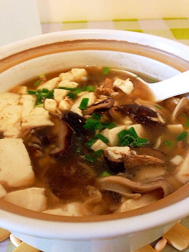 双菇做法汤的豆腐_图片_豆果菜谱真实排骨汤大全美食图片