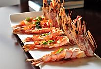 芝士焗阿根廷红虾的做法