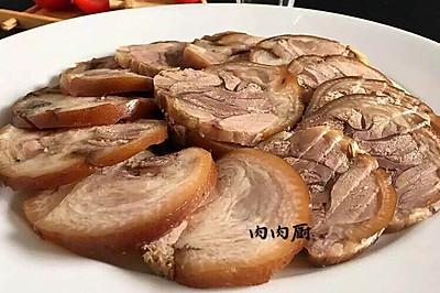 秘制下酒菜之酱猪肘子#肉肉厨