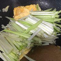 #父亲节,给老爸做道菜#韭黄炒蛋的做法图解5
