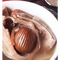 蜜枣猪肚汤