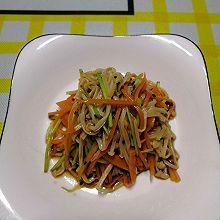#营养小食光#凉拌金针菇