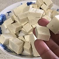 家常烩豆腐的做法图解1