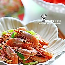 小葱北极虾