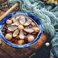 红豆莲子百合汤的做法图解7