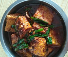 家常豆腐酿肉的做法