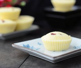 蔓越莓蒸蛋糕的做法