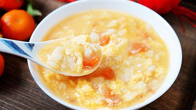 假日消食暖胃的疙瘩汤的做法