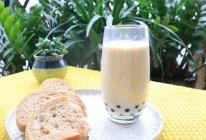 #我们约饭吧#黑糖姜枣珍珠奶茶的做法