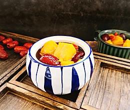 秋冬来碗南瓜红枣羹,补血又养颜#洗手作羹汤#的做法