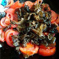 木耳番茄炒蛋的做法图解6
