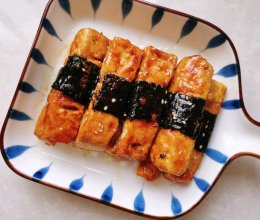 日式照烧豆腐的做法