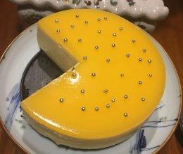 芒果慕斯蛋糕6寸的做法