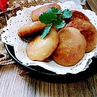 南瓜饼#优思明恋恋冬日,我要稳稳的爱#