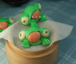 #年味十足中式面点#青蛙王子的做法