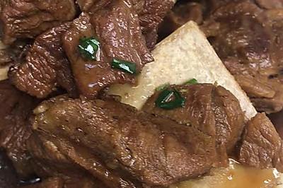 卤香红烧肉~鲜香美味,肉食爱好者的心头好