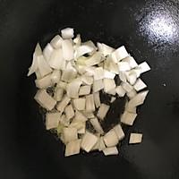 小熊泡澡咖喱牛腩饭#咖喱萌太奇#的做法图解3