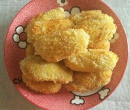 香酥香芋块的做法