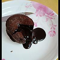 巧克力熔岩小蛋糕的做法图解12