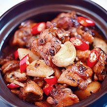 台湾三杯鸡好吃的秘诀就是这个材料的配比