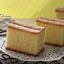 【蜂蜜海绵蛋糕】#九阳烘焙剧场#