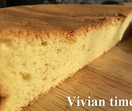 马斯卡波尼戚风蛋糕的做法
