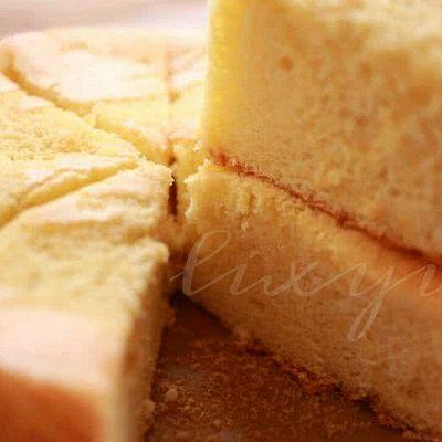【回归蛋糕最初的味道】戚风蛋糕