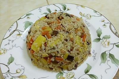 喵阿杪泰国篇之泰式菠萝饭