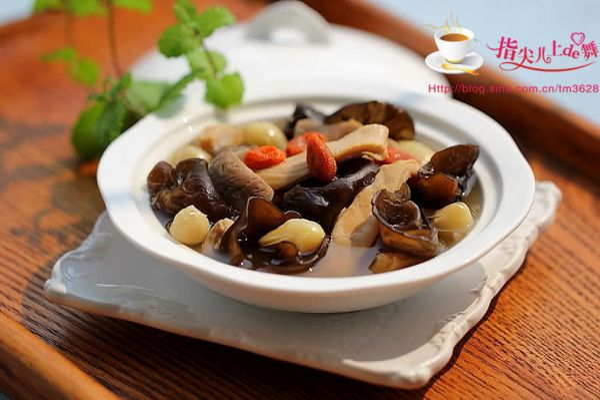 白果肚片汤的做法