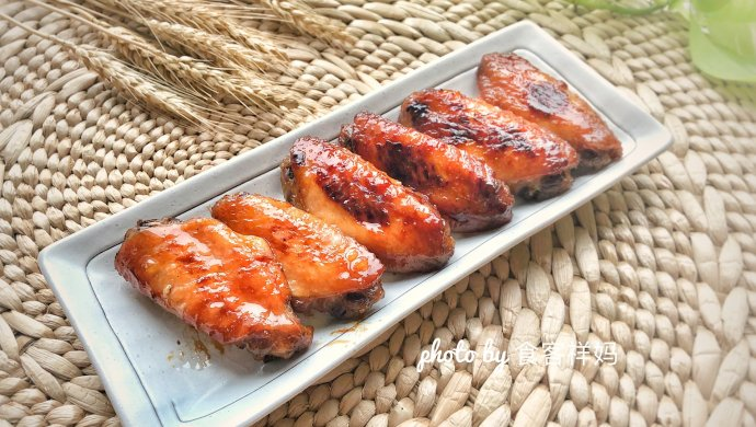 夏日方便的烤箱菜:家常秘制鸡翅