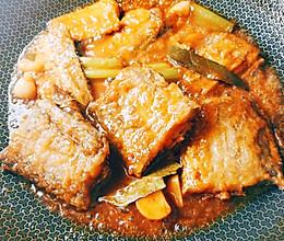 #餐桌上的春日限定#红烧带鱼的做法