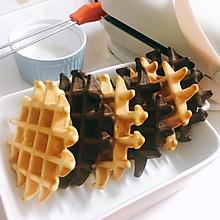 【早餐下午茶】快手华夫饼