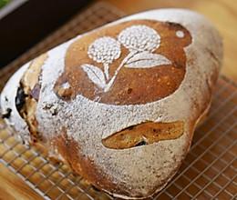 面包之美 |复刻吴宝春老师的荔枝玫瑰,由内而外的美感的做法