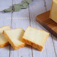 """波兰种软绵绵小吐司 早餐三明治#在""""家""""打造ins风美食#"""