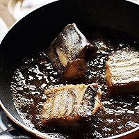 「回家菜谱」——香酥糖醋带鱼的做法图解4