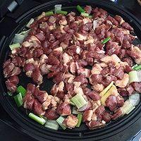 利仁电饼铛试用—孜然羊肉粒的做法图解5
