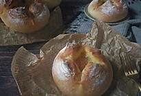 全麦芝士熔岩面包的做法