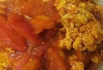 下饭神器之西红柿炒鸡蛋#橄榄中国味 感恩添美味#的做法