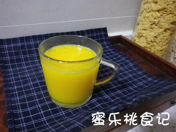 豆浆机版韩式南瓜粥的做法