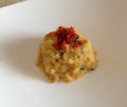 孜然小土豆口味土豆泥的做法