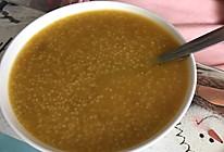 月子餐之小米南瓜养生粥的做法
