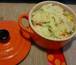 意式蔬菜焗饭的做法