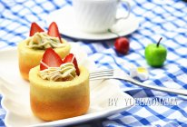 水果沙拉蛋糕杯#熙悦食品低筋粉#的做法