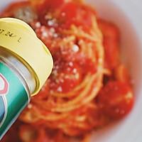 猪肉肠番茄意面#厨房有维达洁净超省心#的做法图解14