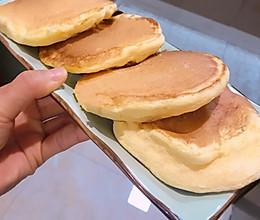 不用烤箱的舒芙蕾厚松饼-香软蓬松的做法
